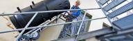 Lasten bis 330 kg über Treppen transportieren mit dem LIFTKAR HD