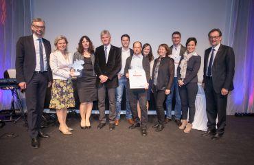 Auszeichnung als regionaler Arbeitgeber - Mühlviertler Preis, Zeitung Rundschau