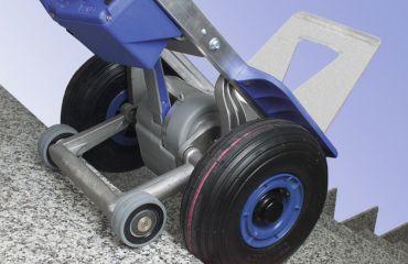 Entwicklung der BaureiheLIFTKAR SAL: Alu; Modulbauweise; schneller, leichter