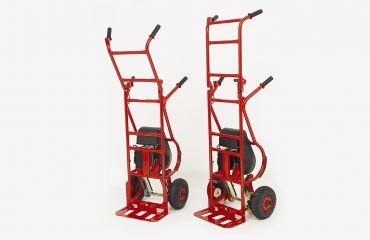 EntwicklungsstartLIFTKAR MTKmobile Elektro-Treppenkarre für schwere Lasten