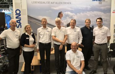 News von LIFTKAR Treppensteigern und Treppenraupen auf der REHACARE 2019
