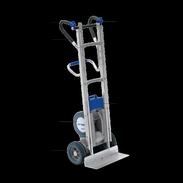 Elektrischer Treppensteiger LIFTKAR HD