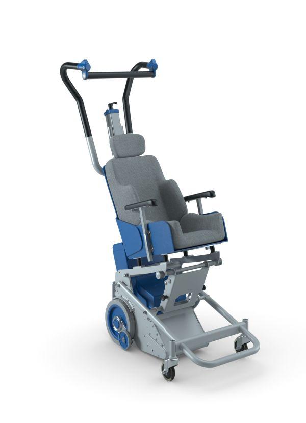 Elektrischer Treppensteiger LIFTKAR PT S mit Sitzschale